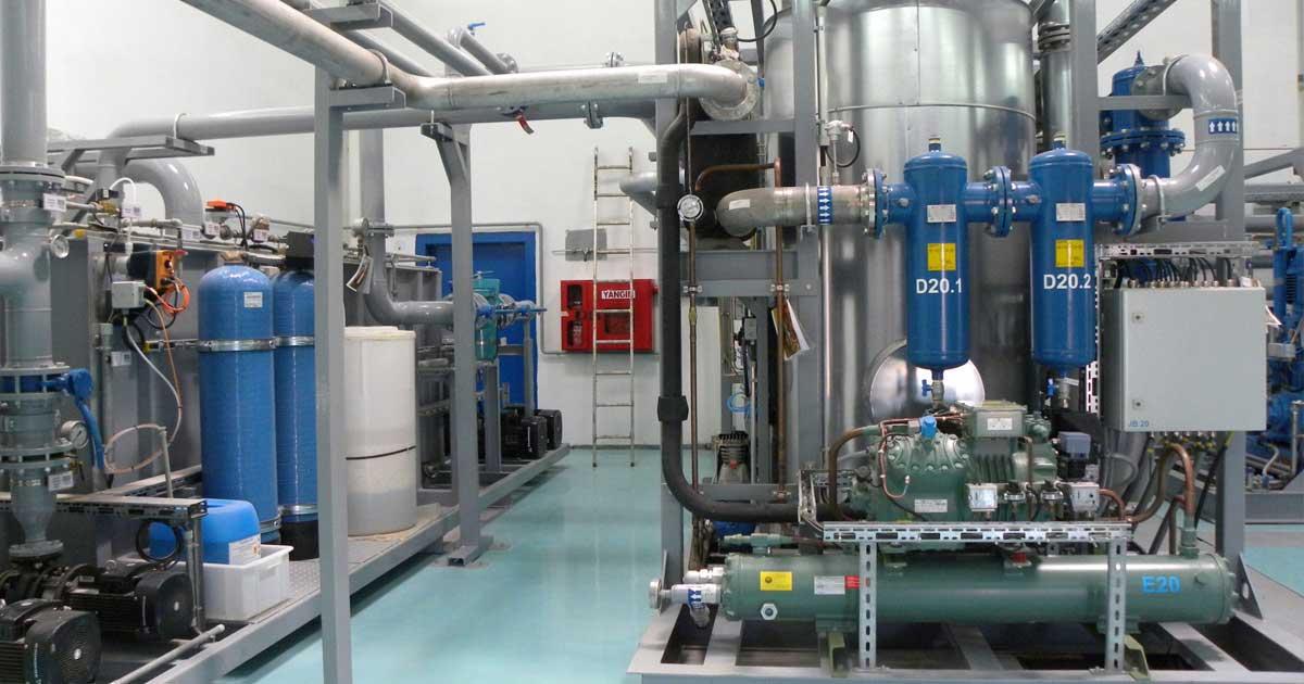 ABC de los compresores de aire grado médico