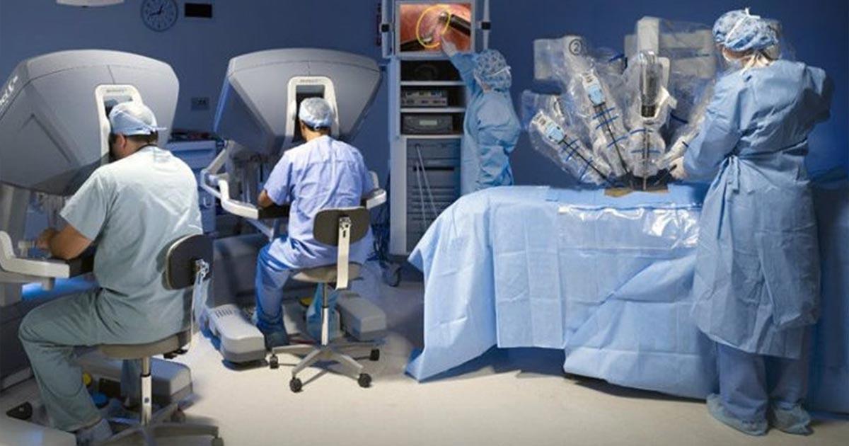Beneficios de la cirugía robótica para pacientes y cirujanos
