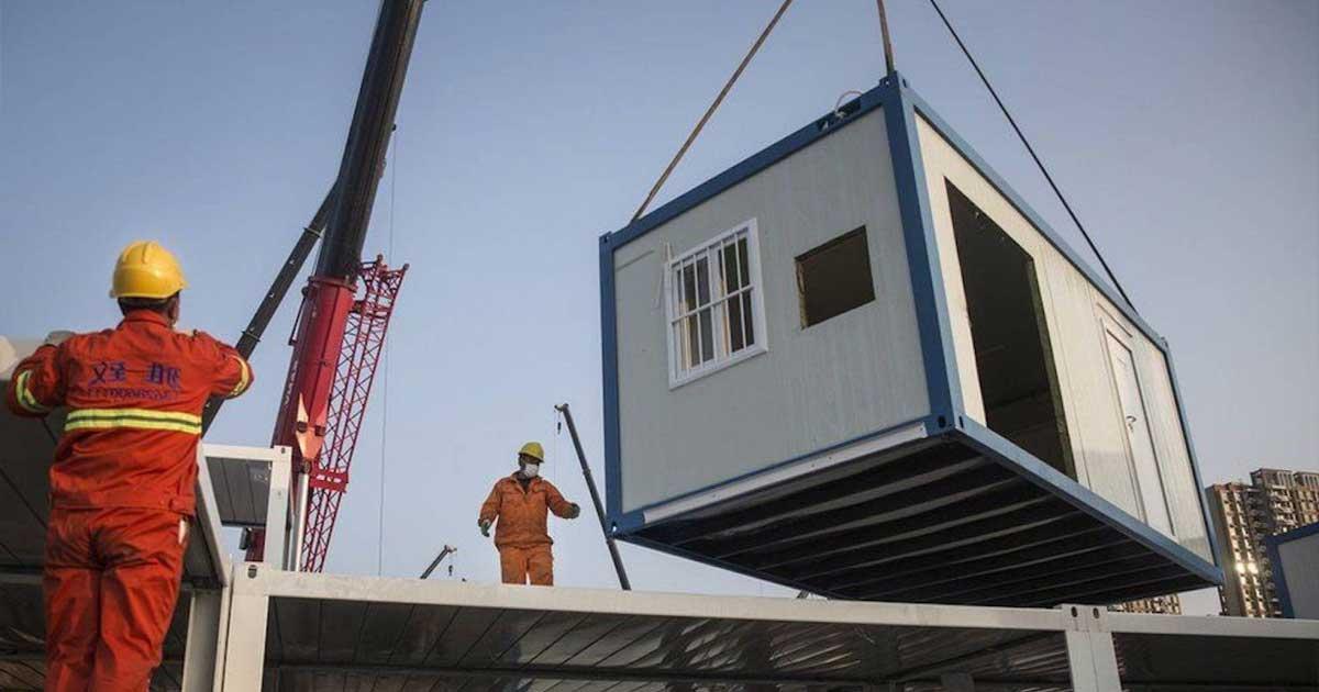 Beneficios de las construcciones modulares en centros de salud