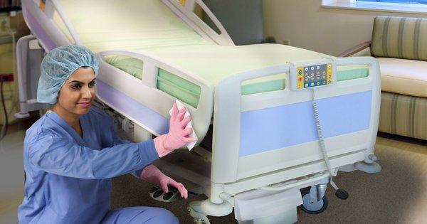 Claves para reducir los riesgos de infección en un hospital