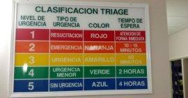 Codificación por colores para prevenir infecciones hospitalarias