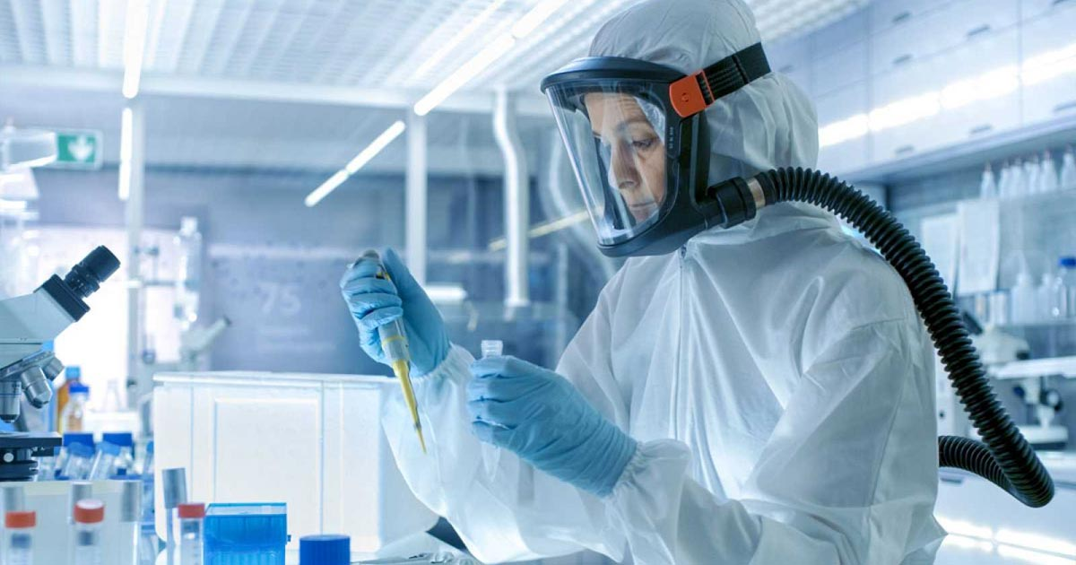Descubrimientos en laboratorios para análisis virológico