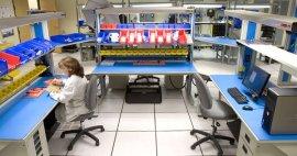 Diseño rentable para pequeños espacios Laboratorios modulares