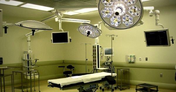 Diseño y estructura de un salón quirúrgico
