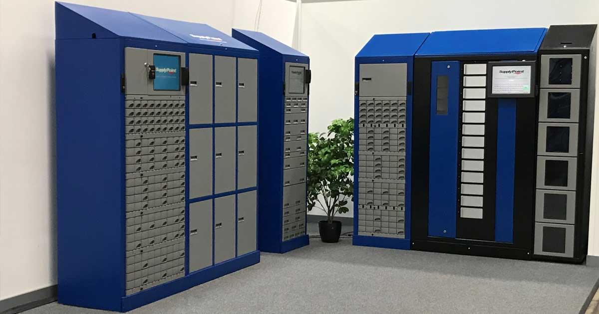 Diseño de armarios y gabinetes inteligentes para hospitales