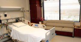Habitaciones hospitalarias para aumentar la eficiencia