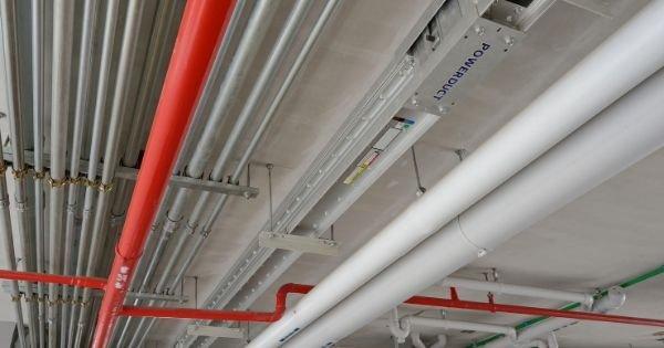 Instalación eléctrica de las redes de gases medicinales