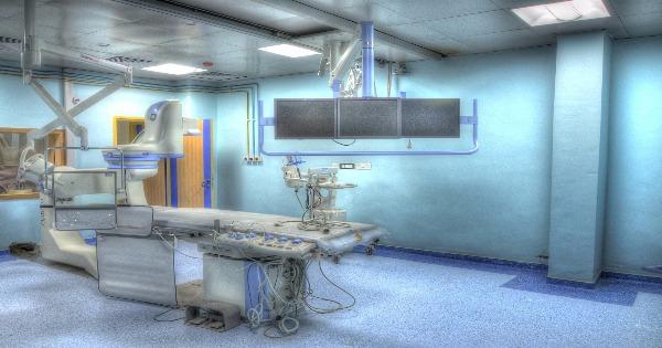 Procedimientos para garantizar la seguridad de una sala de cirugía