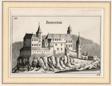 Karte 1662