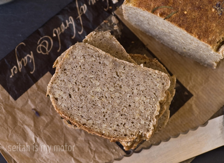 gluten-free sourdough bread