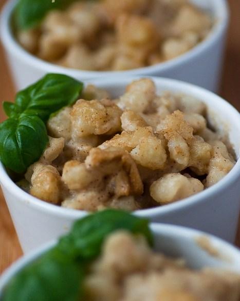 vegan spaetzle recipe | eggless spaetzle recipe@seitanismymotor.com
