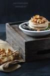 savoury buckwheat pancakes | seitanismymotor.com