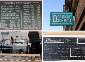 Restaurant Review: Dicker Schmidt Dresden | Vegan Month of Food 2015