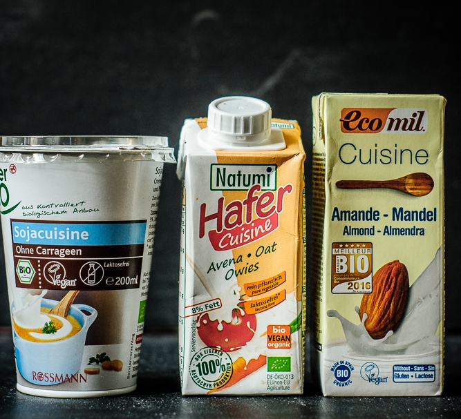 vegan creams