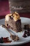 Mohnkuchen   German Poppy Seed Crumb Cake with Berries