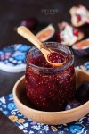 Fig, Plum & Pomegranate Jam