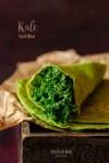 kale tortillas