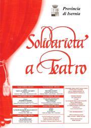 solidarietà a teatro