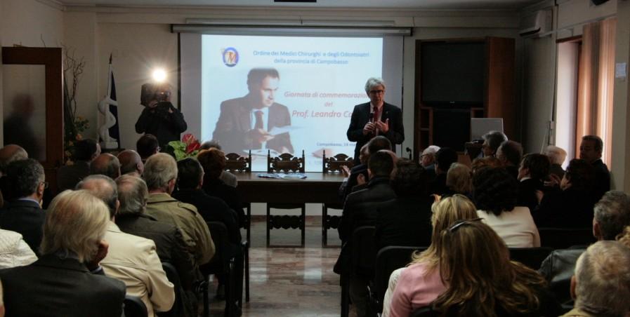 La Dott.ssa Carolina De Vincenzo è il nuovo Presidente dell'Ordine dei Medici della provincia di Campobasso
