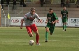 Francesco Di Gennaro, ancora una volta ha realizzato il 2-2 finale