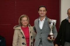 Premio Mimmo Asciutto al maestro Iacobucci