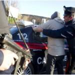 carabinieri in action