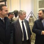 Il Ministro alla Fonderia Marinelli