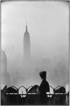 USA. New York City. 1955. Empire State Building