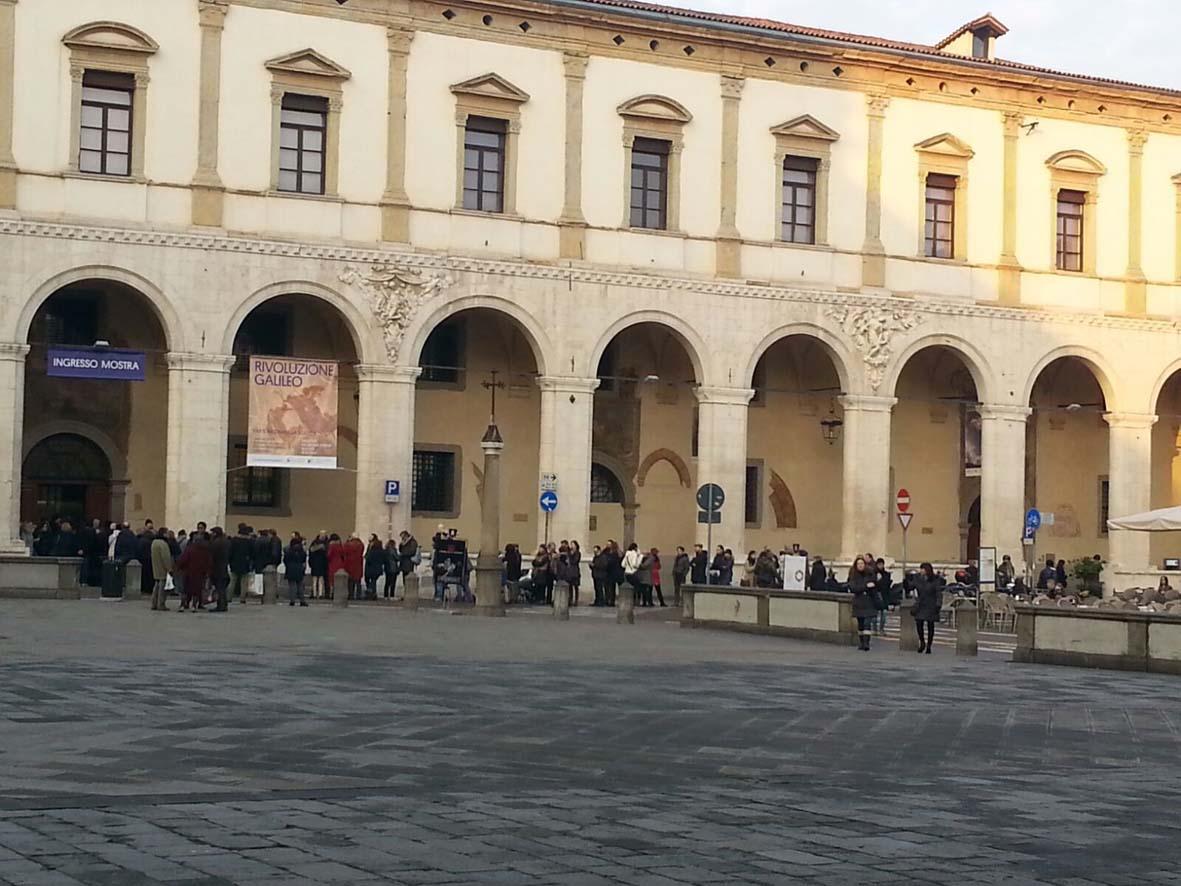 Con Galileo l'arte incontra la scienza, eccezionale evento espositivo al Palazzo del Monte di pietà di Padova