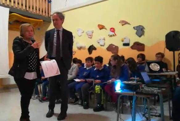 """Gli alunni della Scuola Primaria di Cantalupo nel Sannio al primo posto nel concorso della Fondazione """"Rachelina Ambrosini"""""""