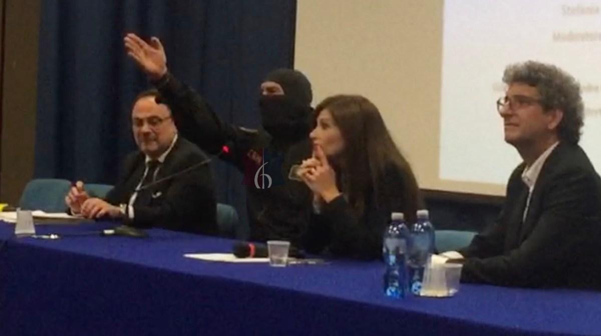 """""""Il comandante Alfa, ospite dell'Università del Molise, cambia la storia del G8 di Genova"""", la nota di Potere al Popolo e altre associazioni"""