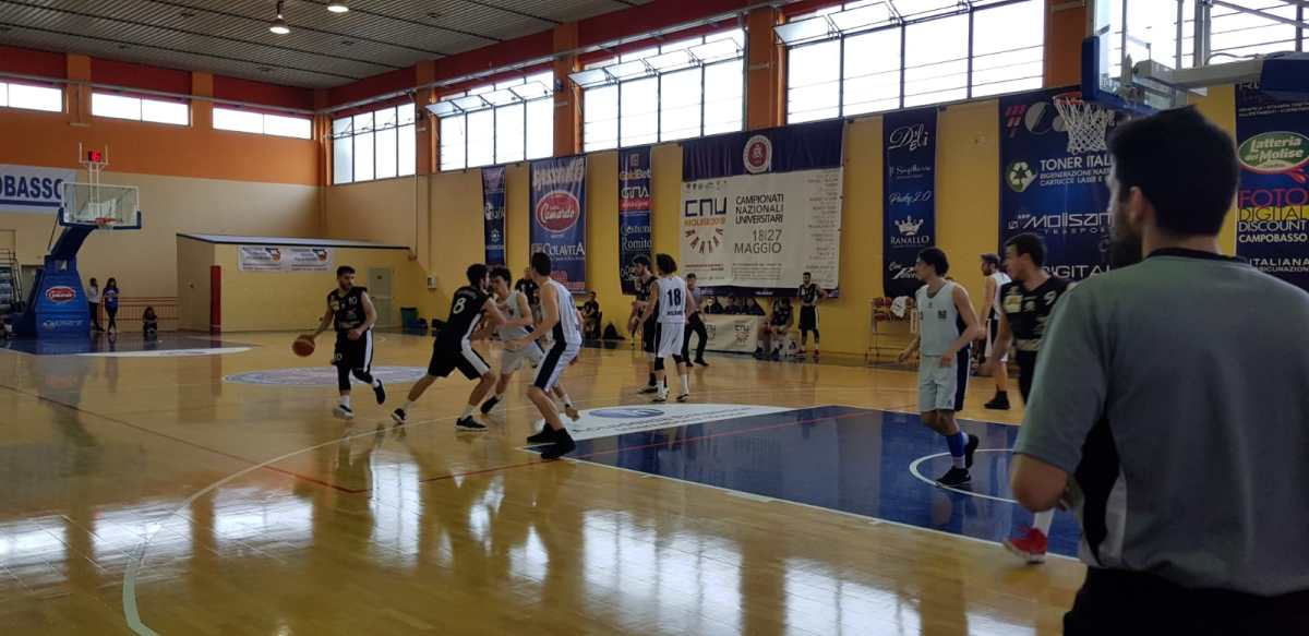 Basket, la medaglia d'oro va al Cus Bologna
