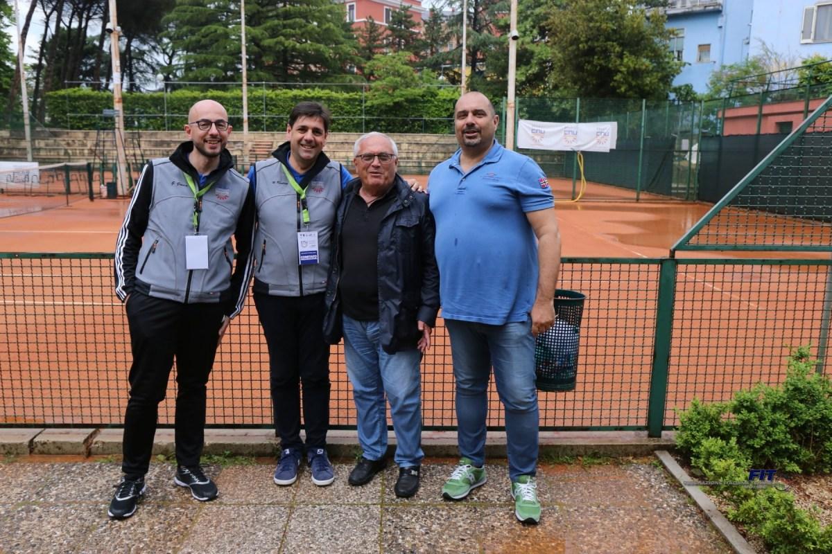 """Tennis, Campionati Nazionali Universitari presso l'A.T. Campobasso. D'Angelo: """"Competizione di ottimo livello"""""""