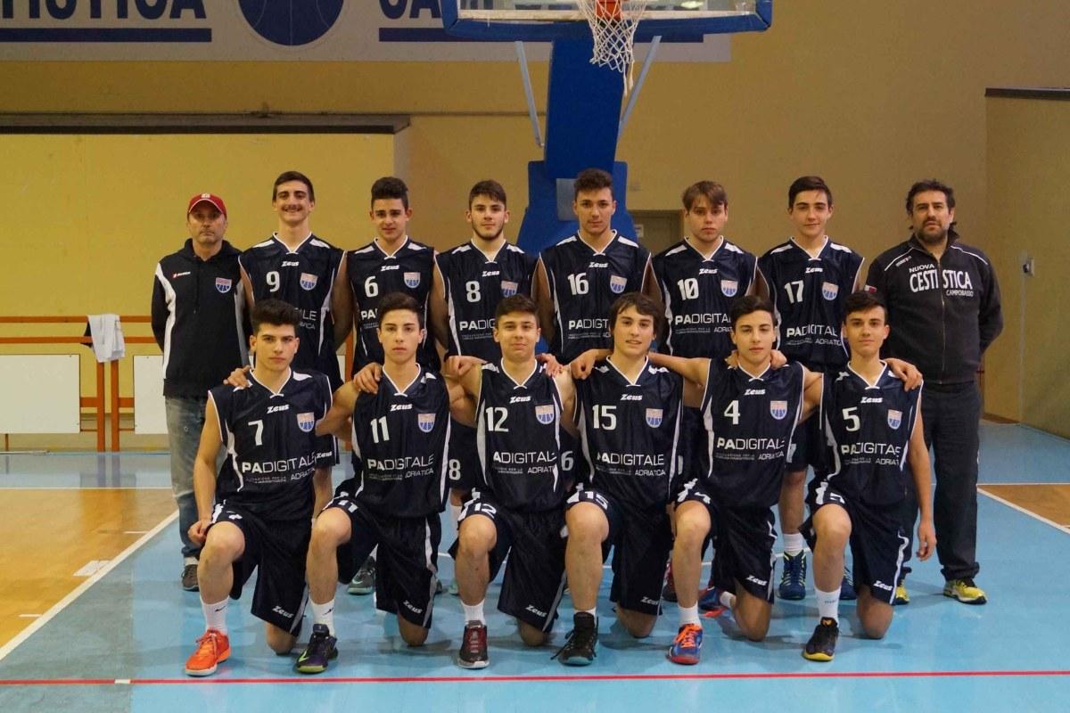 Basket - Ennebici PA Digitale, al via la serie finale di Promozione