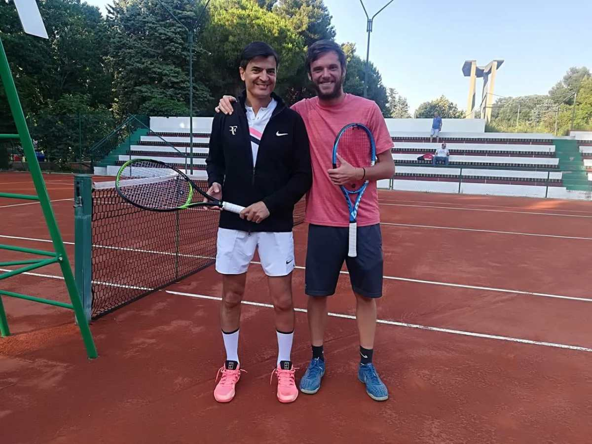 """Tennis, al via il Circuito """"Guido Silla"""" di III e IV categoria: a Termoli vincono Lorenzo De Rosa e Antonio Vecchio"""