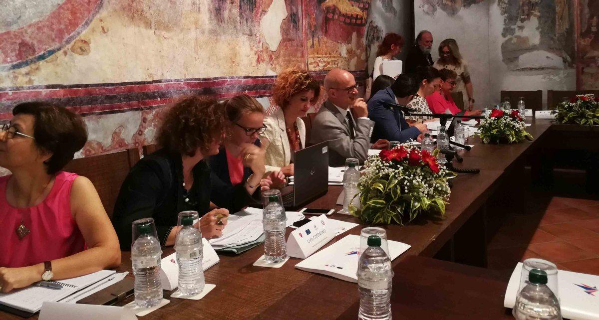 Conclusi i lavori del Comitato di Sorveglianza del Por 2014-2020