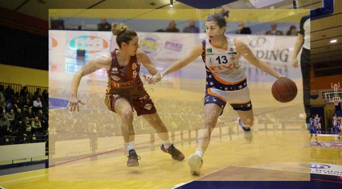 """Basket A2, Sofia Marangoni chiude il roster della Magnolia: """"Colpita dalle foto del pubblico campobassano, marcia in più per il campionato che ci attende"""""""
