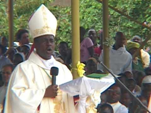 Il Vescovo del Camerun alla Veglia Missionaria alla Madonna della Libera