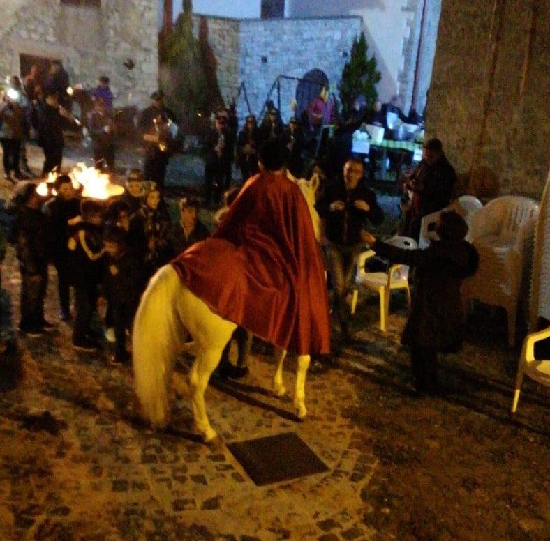 Festeggiamenti per San Martino, a Castelpetroso l'appuntamento si ripete. Diverse le novità dell'edizione di quest'anno