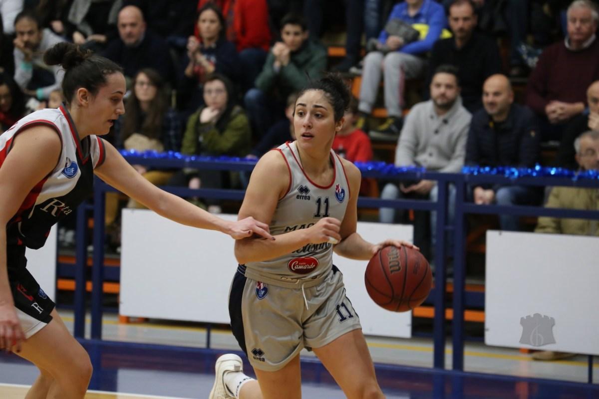 Basket A2 - Magnolia a San Giovanni Valdarno per mantenere la vetta della classifica in chiave playoff