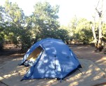 our small tent