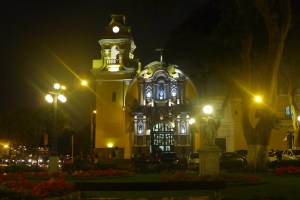 Barranco Plaza