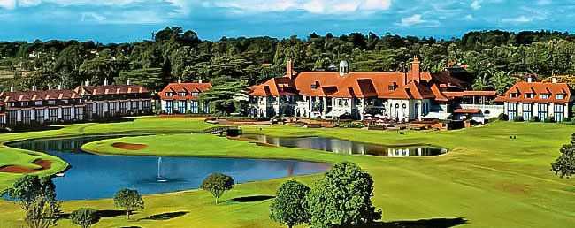 Golf safari Windsor Country club Nairobi