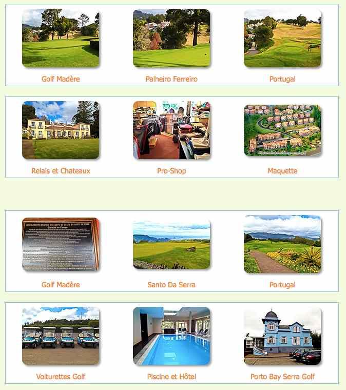 Voyage séjour golf à Madère au Portugal