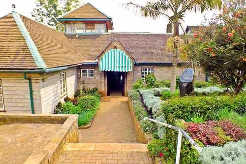 Voyage séjour golf Kenya à Limuru