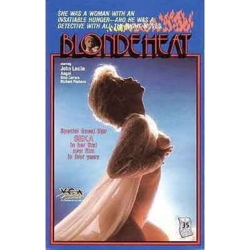 Blonde Heat DVD Cover