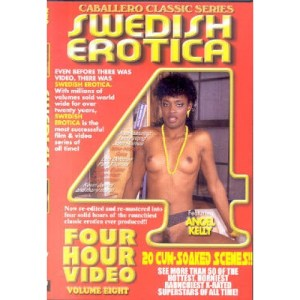 Swedish Erotica Volume 8 DVD Cover