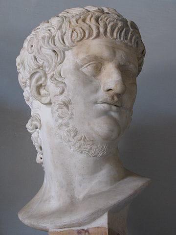 ローマ帝国第5代皇帝ネロ