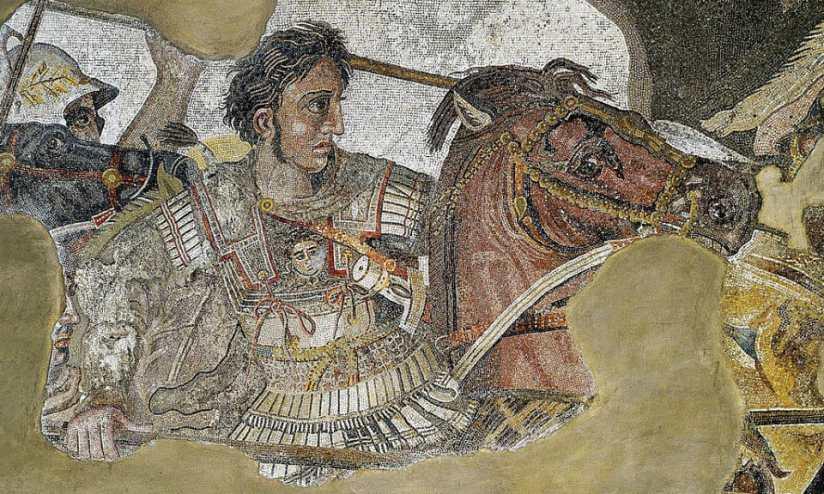 アレクサンドロス3世 アレクサンドロス大王
