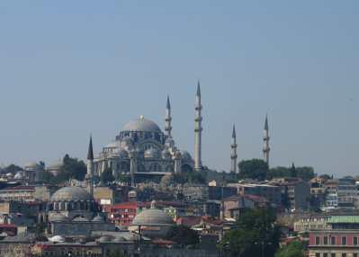 オスマン帝国下の社会 スレイマニエ・モスク